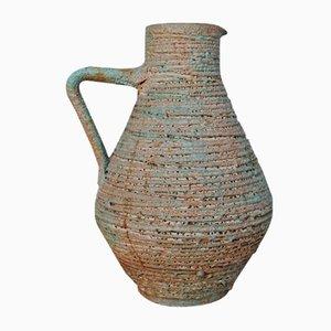 Jarrón de Spara Schamotte Keramik, años 60