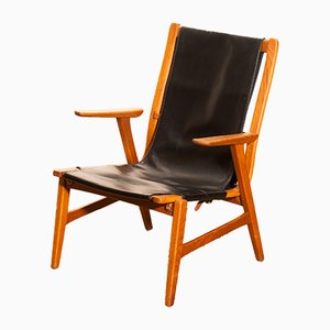 Swedish Ulrika Lounge Chair by Östen Kristiansson for Vittsjö, 1950s