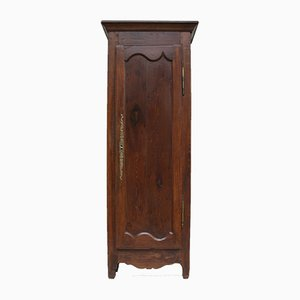 Antique French Oak Cabinet