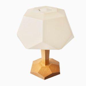 Lámpara de mesa grande de Rudolf Steiner de Dörfler, años 60