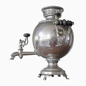 Samovar ruso antiguo