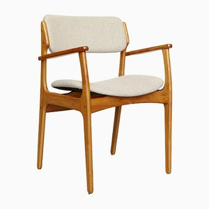 Model 50 Armchairs by Erik Buch for Odense, 1960s, Set of 4