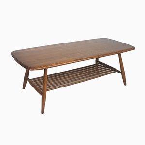Table Basse en Hêtre par Lucian Ercolani pour Ercol, 1970s
