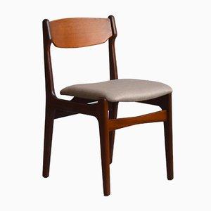 Dänischer Vintage Stuhl aus Teak von Findahls Möbelfabrik, 1960er