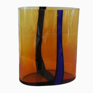 Vase Vintage par Carlo Nason pour V. Nason & C., 1990s