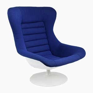 Vintage Swivel Lounge Chair by Michael Inchbald for Lurashell, 1960s