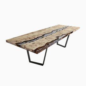 Reef Tisch aus Pappelholz von alcarol