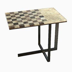 Tavolino a scacchi di alcarol