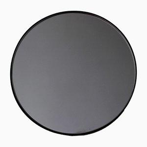 Espejo Orbis extra grande tintado con marco negro de Alguacil & Perkoff