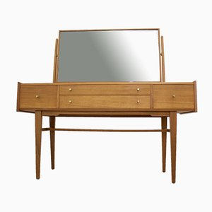 Vintage Walnut Dressing Table from A. Younger Ltd., 1960s
