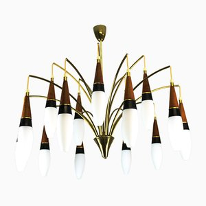 Vintage Chandelier by Rupert Nikoll for Rupert Nikoll, 1950s