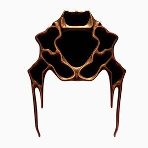 Espejo artístico MirrorMine de Anafatia para October Gallery