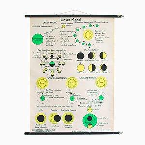 Poster astronomico, anni '60