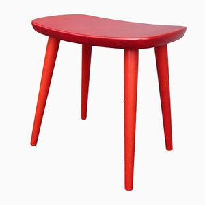 Palle Stool by Yngve Ekström for Stolab, 1950s