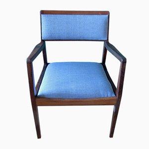 Danish Rosewood Desk Chair, 1960s