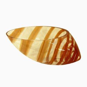 Large Vintage Shell Bowl by Carlo Nason for V. Nason & C., 1997