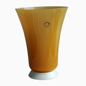 Vase en Verre Opalin par Carlo Nason pour V. Nason & C., 1999