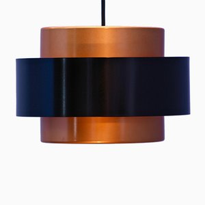 Ceiling Lamp by Johannes Hammerborg for Fog & Mørup, 1970s