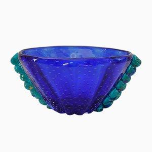 Vintage Obstschale aus Glas von Carlo Nason für V. Nason & C., 1997