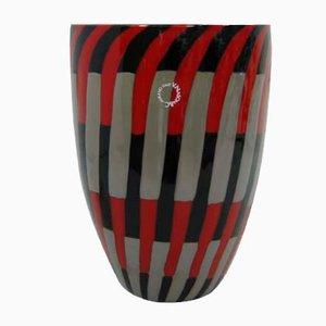 Vase Afrika par Carlo Nason pour V. Nason & C., 1998