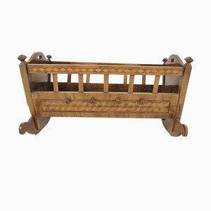 Antique Children's Cradle