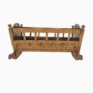Antique Children's Cradle