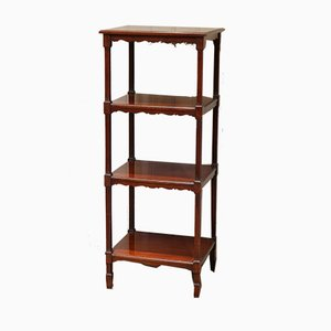 Antique Edwardian Mahogany Shelf