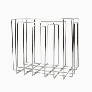 Magazine Rack by Willi Glaeser for TMP, 1980s