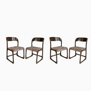 Chaises de Salle à Manger, 1960s, Set de 4