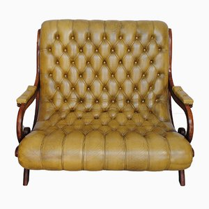 Chesterfield Ledersessel, 1970er