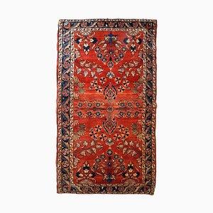 Antiker orientalischer Sarouk Mohajeran Teppich