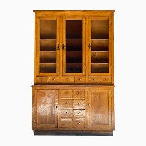Mueble de farmacia vintage, años 20