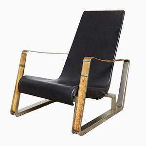 Lounge Chair by Jean Prouvé for Tecta, 1980s