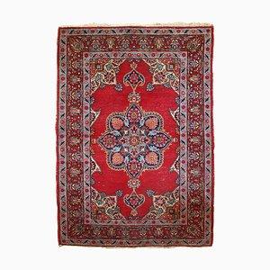 Alfombra de Oriente Medio vintage