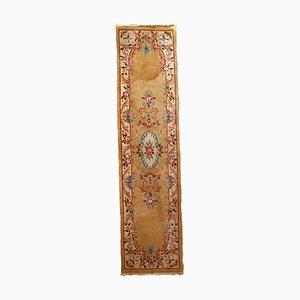 Chinesischer Vintage Art Déco Teppich