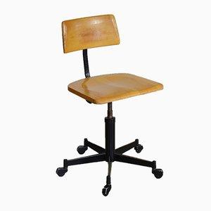 Drehbarer Schreibtischstuhl von Martin Stoll für Stoll Giroflex, 1960er
