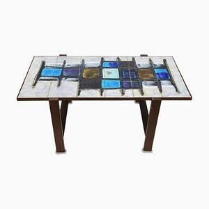 Tiled Coffee Table by Juliette Belarti, 1960s