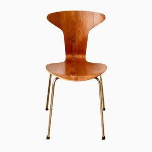 Silla Mosquito danesa de Arne Jacobsen para Fritz Hansen, 1967