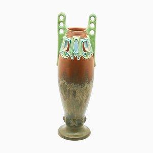 Large Amphora Austria Vase, 1900s