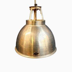 Lámpara colgante vintage de aluminio de BTC