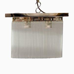Art Deco Ceiling Lamp, 1920s