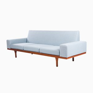 Sofá de Illum Wikkelsø para Søren Willadsen Møbelfabrik, años 60
