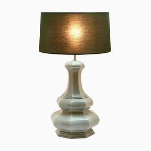 Celadon Table Lamp in Pale Jade, 1932