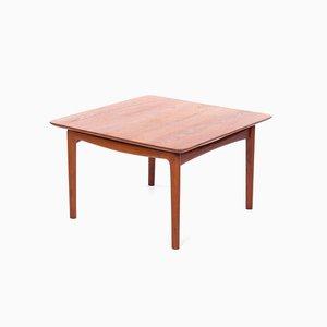 Table Basse en Teck Massif par Finn Juhl pour France & Søn / France & Daverkosen, 1950s