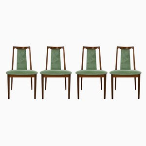 Mid-century Teak Dining Chairs from G Plan, Set of 4