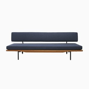 Sofá cama Modernis en azul, años 60