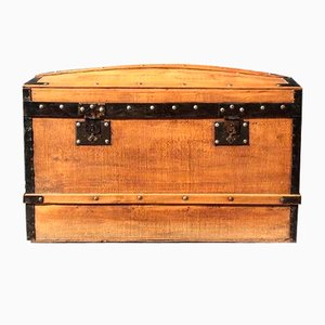 Wooden Trunk, 1940s