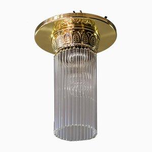 Lámpara de techo Art Déco, años 20