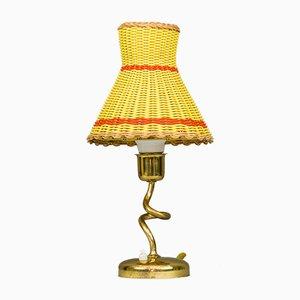 Lámpara de mesa de Rupert Nikoll, años 50