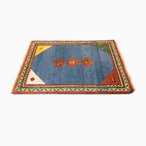 Handgefertigter türkischer Teppich, 1950er